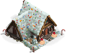 Gingerbread House Level 4